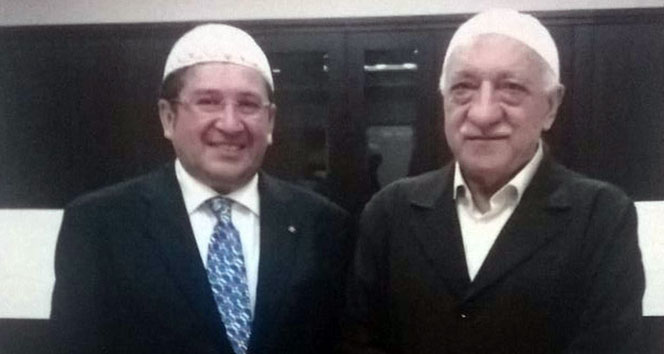 Hacı Boydakın Gülen ile fotoğrafları ortaya çıktı
