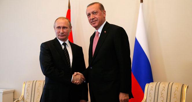 Kremlinden, Putin- Erdoğan görüşmesi açıklaması