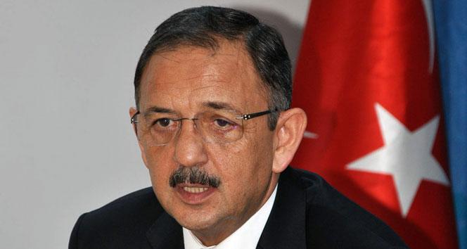 Bakan Özhaseki: Türkiyede kentsel dönüşüm artık bir gereklilik