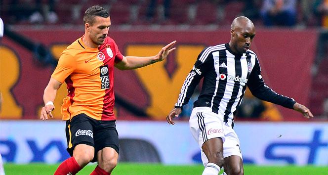 Süper Kupada Galatasaray önde