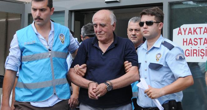 Hakan Şükürün babası tutuklandı