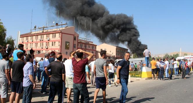 Elazığ saldırısının şüphelilerinden biri Diyarbakırda yakalandı