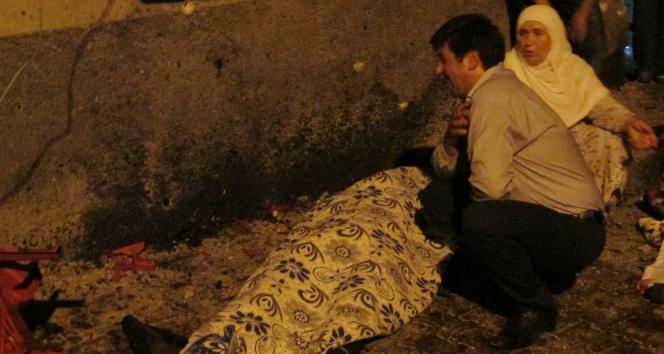 Gaziantepteki terör saldırısında ölü sayısı 53e çıktı