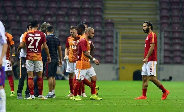 Galatasaray 1-0 Kardemir Karabükspor