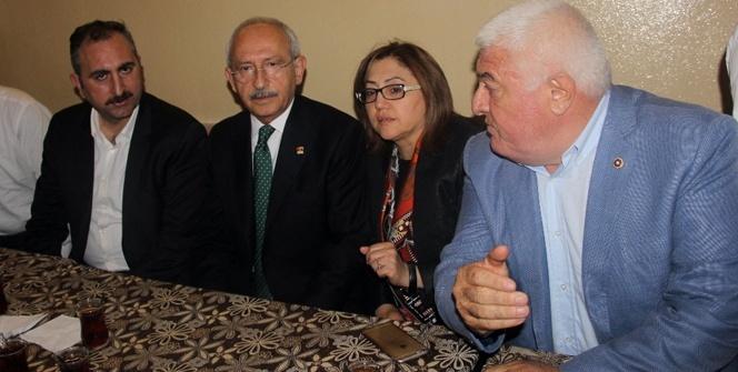 Kılıçdaroğlu, bombalı terör saldırısının yaşandığı Gaziantep'te
