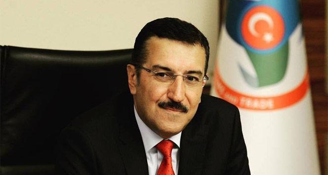 Bakan Tüfenkci, Kazakistan Büyükelçisi Saparbekulıyı kabul etti