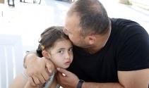 5 yaşındaki Merve yürekleri ağza getirdi