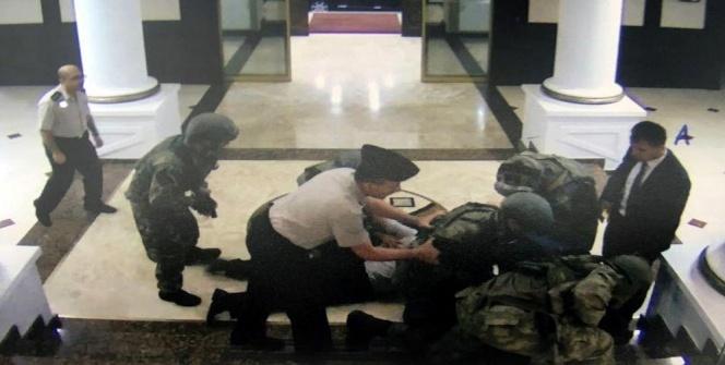 Komutanlar Genelkurmay Başkanlığından böyle götürüldü
