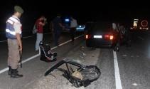 Kazada 11 aylık bebek hayatını kaybetti