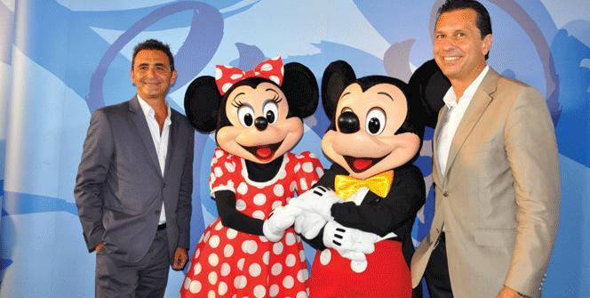 Mickey Mouse artık TeknoSA'da