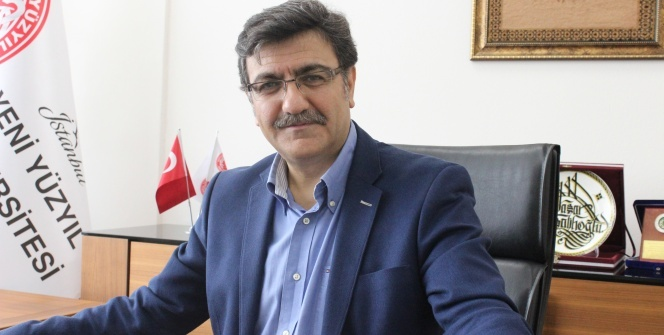 """Prof. Dr. Hacısalihoğlu;""""Fırat Kalkanı operasyonu yerinde ve gerekliydi"""""""