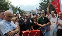 Hemşehrilerinden Kılıçdaroğluna destek