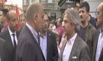 Kılıçdaroğluna saldırı protestosuna Başkan Demircandan destek