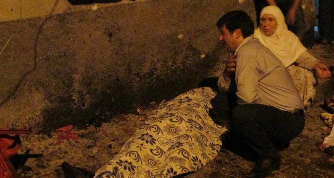 Gaziantepteki terör saldırısında ölü sayısı 55e yükseldi