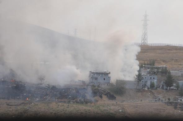 Cizre'de hain saldırı