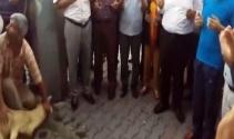 FETÖ soruşturmasında serbest bırakılan belediye başkanı kurban kesti