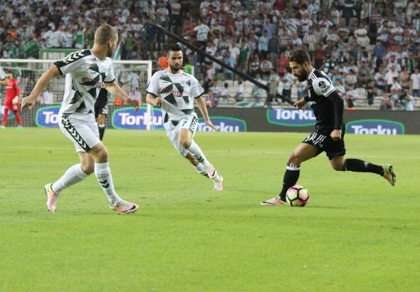 Atiker Konyaspor 2 Beşiktaş 2