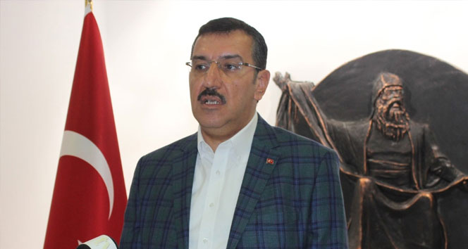 Bakan Tüfenkci: Ülkemiz artık uyuşturucu tacirleri için iyi bir transit güzergâhı değildir