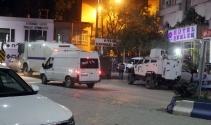 Hakkaride polis lojmanı yakınlarında patlama