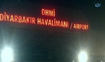 Diyarbakır Havalimanına roketli saldırı!