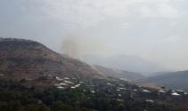 Şemdinlide askeri üs bölgelerine saldırı