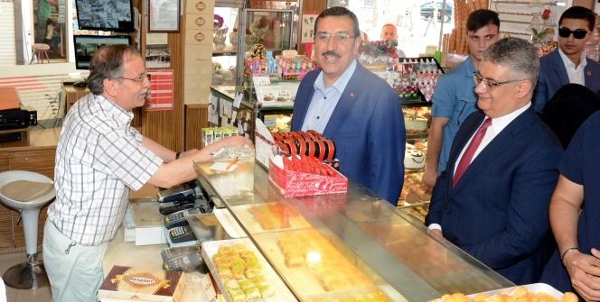 Bakan Tüfenkci: Tarih, altın harflerle bu direnişi yazacak