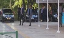 Cumhurbaşkanı Erdoğana ikiz makam araçlı önlem