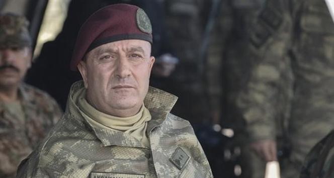 Özel Kuvvetler Komutanı Zekai Aksakallı ifade verdi