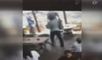 Mete Yarara silahlı saldırının görüntüleri ortaya çıktı