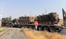 Cerablus sınırına askeri sevkıyat devam ediyor