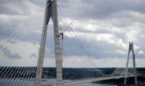 Yavuz Sultan Selim Köprüsünden ücretli geçişler başladı
