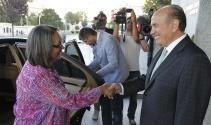 Cape Town Belediye Başkanından İBB'ye taziye ziyareti