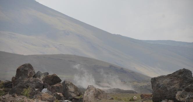 Tendürek Dağında çatışma: 4 şehit