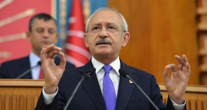 Kılıçdaroğlu: Bir Cumhurbaşkanı iki Başbakan var