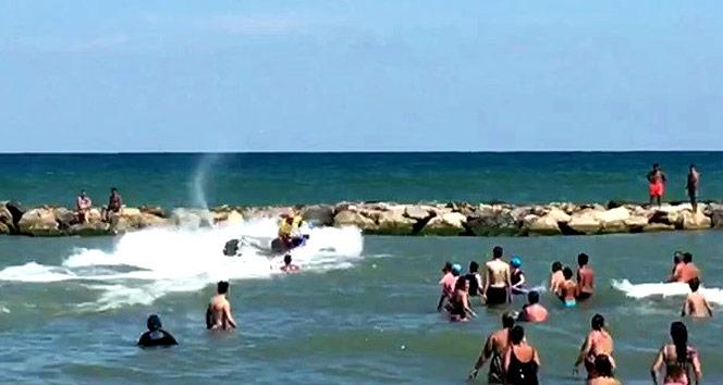 Rize'de her yaz ortalama 10 kişi derelerde ve denizde boğularak hayatını kaybediyor