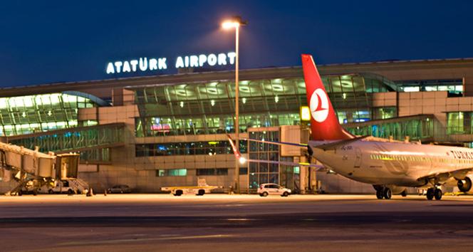 Atatürk Havalimanında yeni önlemler