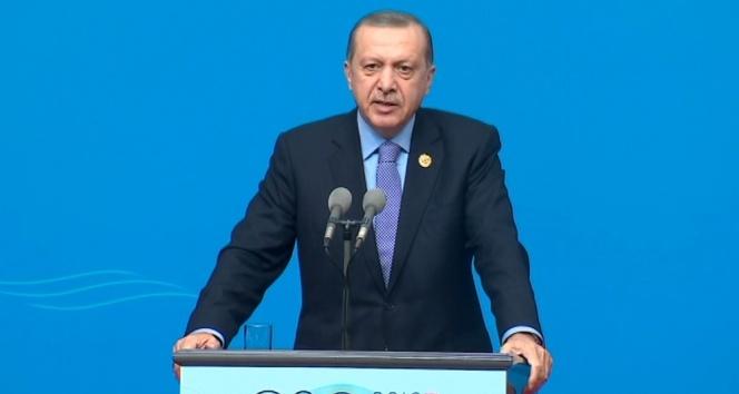 Cumhurbaşkanı Erdoğan: Gaziantepteki canlı bomba Messi forması giymiş