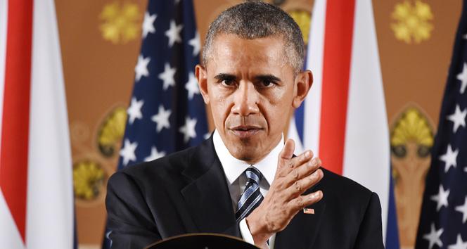 Obama Musul operasyonuna ilişkin ilk kez konuştu