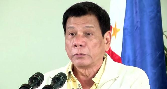 Duterte'den hasta olduğu iddialarına yanıt