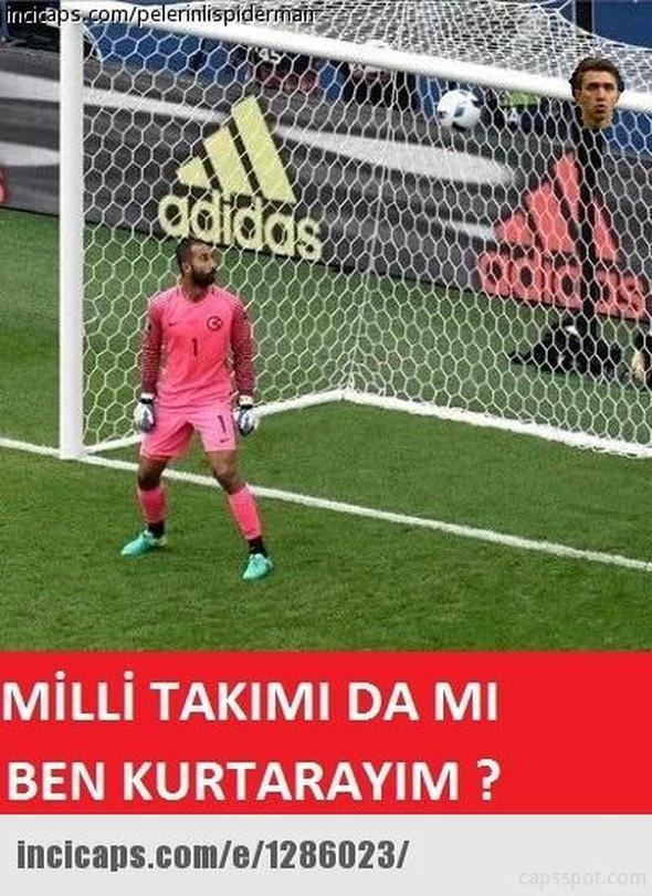Hırvatistan-Türkiye maçı capsleri güldürdü