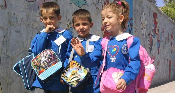 Kilis'te 55 bin öğrenci ders başı yaptı