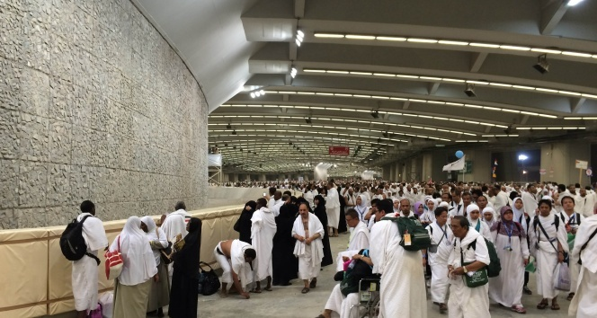 Hacılar Gazzeye dönüyor