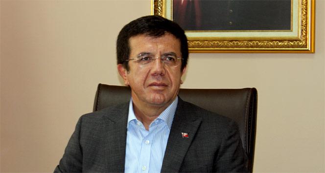 Ekonomi Bakanı Zeybekci: 'Hedefimiz 170 milyar dolar ihracat'