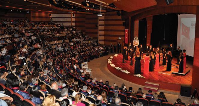 İstanbul Kültür Üniversitesinde 20nci Akademik Yıl Açılış Töreni gerçekleşti