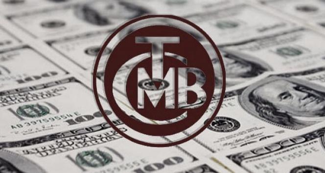 Merkez Bankası toplam rezervleri arttı!