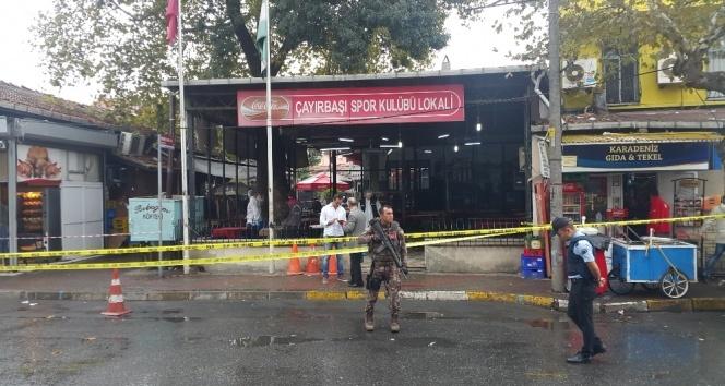 Sarıyerde korsan taksi tartışması cinayetle bitti: 1 ölü, 2 yaralı