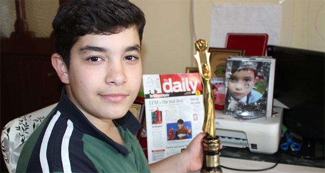 7 yaşında Altın ayı ödülü alan çocuk oyuncu unutuldu