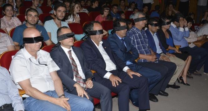 Adana Film Festivali kapsamında engelsiz film gösterimi