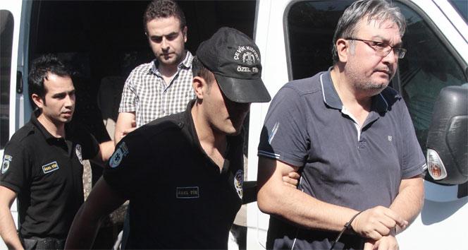 FETÖden gözaltına alınan öğretmenler adliyeye sevk edildi