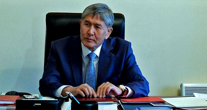 Türkiyede rahatsızlanan Kırgız lider Atambayev tedavisi için Rusyada